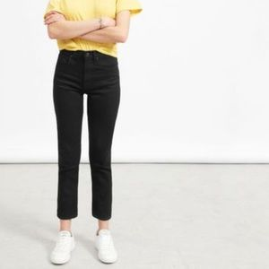 Everlane's Cheeky Straight Jean